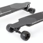 オフロード走行可能な電動スケートボード Flex-Eboard