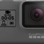 GoProシリーズで最も売れたのはHero5 Black